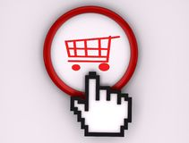 E-Shopping Stock Images