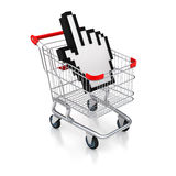 E- Shopping Royalty Free Stock Image