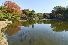 E Shosei en庭院在京都日本 图库摄影