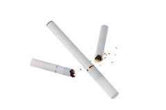 E-sigaret Royalty-vrije Stock Fotografie