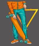 E Skateboard r στοκ φωτογραφίες με δικαίωμα ελεύθερης χρήσης