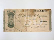 E spanish cywilna wojna obrazy royalty free