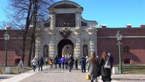 E St Petersburg, Russia archivi video
