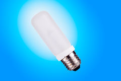 E27 Strobes lightbulb  Stock Photos