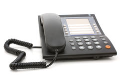 E-Téléphone Photos stock
