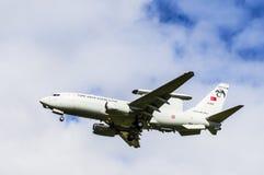 E-7T和平老鹰 库存照片