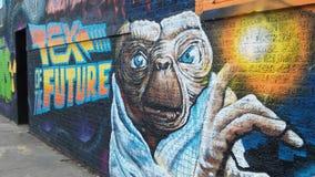 E.T. Art Downtown Dallas Stock Photo