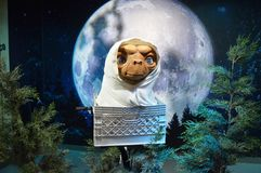 E.T. the Extra-Terrestrial Royalty Free Stock Photography