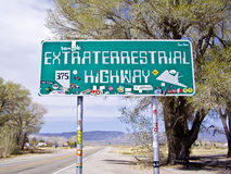 E.T. Highway Stock Photography