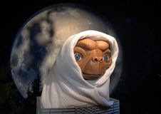E. T., Singapore Stock Images