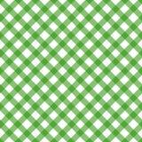 E Tema di St Patrick o dell'Irlandese Forme del diamante con le linee tratteggiate Vettore piano semplice illustrazione vettoriale
