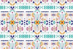 E Textura geométrica abstrata popular ilustração do vetor