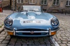 E-tipo 4 de Jaguar 2 Imágenes de archivo libres de regalías