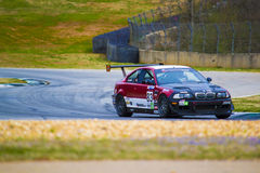 E46 Track Car Royalty Free Stock Images