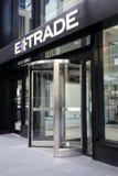 E*Trade högkvarter Royaltyfri Foto