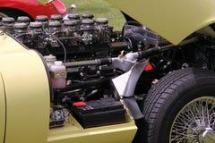 E-type Engine Stock Photos