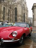 E-type in Milano Royalty Free Stock Photography