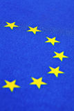 E.U. flag Stock Images