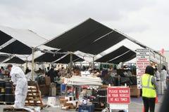 E-Waste Event Stock Photo