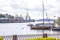 E Zuidenhaven stock foto's