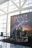 E3 2010, Halo Reach Stock Photos