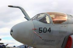 EA-6B Prowler Military plane Stock Image