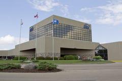 EAA hat des Gebäudes lizenzfreie stockfotos