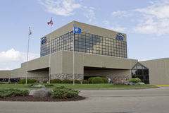 EAA Headquarters Building Royalty Free Stock Photos
