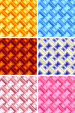 Background. Each of six different colored background good Stock Photo