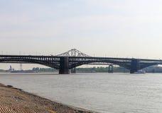 Eads Bridge Stock Images