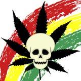 Eager marijuana Royalty Free Stock Photo