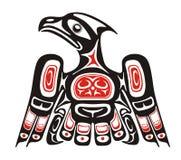 Eagle. Mythological image art style eagle Stock Photos
