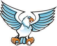 Eagle. Cartoon Illustration of an vector eagle Stock Photo