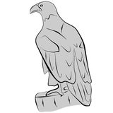 Eagle. An a vector illustration of Eagle. Files included: AI8 EPS and JPG Stock Illustration