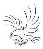 Eagle royalty-vrije illustratie