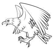 Eagle stock de ilustración