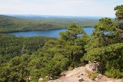 Eagle湖 库存图片