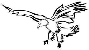 Eagle stock illustratie