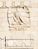 Eagle (architecture detail) Royalty Free Stock Photography