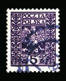 Eagle Arms, Wappen serie, circa 1928 Lizenzfreie Stockbilder
