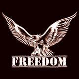 Eagle av frihet Royaltyfri Fotografi