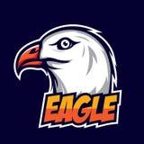 Eagle Badge Stockfotografie