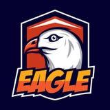 Eagle Badge Stockbilder