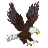 Eagle 005 stock illustration