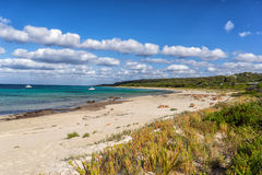 Eagle Bay. Beach on Geographe Bay in western Australia royalty free stock images