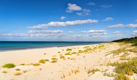 Eagle Bay. Beach on Geographe Bay in western Australia stock image