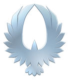 Eagle Bird Icon Concept Immagini Stock Libere da Diritti