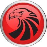 Eagle button Stock Photos