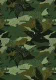Eagle camouflage. Stock Images