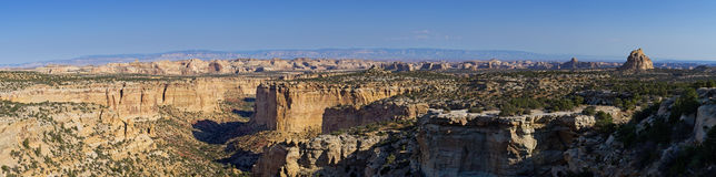 Eagle Canyon in the San Rafael Swell Stock Photography